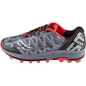 saucony Koa ST - Chaussures running Homme - gris